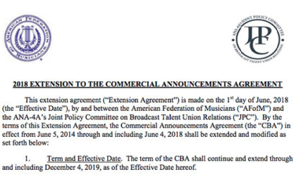 Contracts – AFM – Joint Policy Committee, LLC